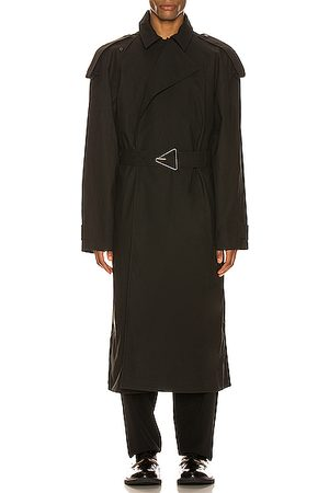 Bottega Veneta Trench Coat in Off