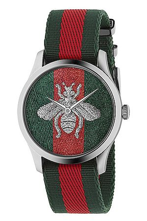 Gucci G-Timeless Watch in &