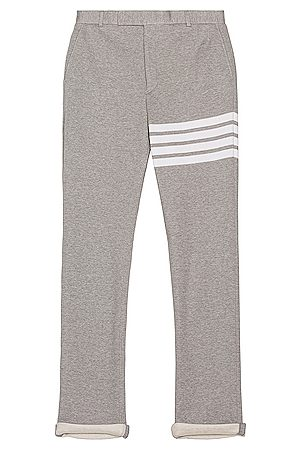 Thom Browne Unconstructed Chino Pant in Light
