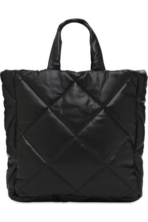 Stand Studio Women Handbags - Assante Diamond Faux Leather Quilted Bag