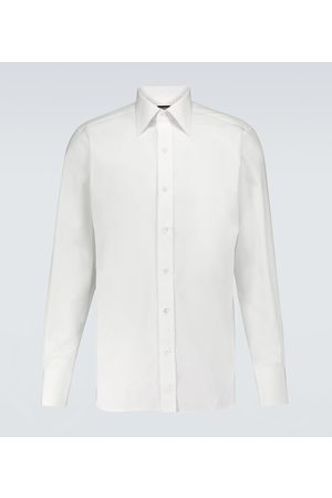 Tom Ford Cotton long-sleeved shirt