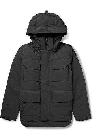 Canada Goose Maitland Slim-Fit Quilted Shell Hooded Down Parka