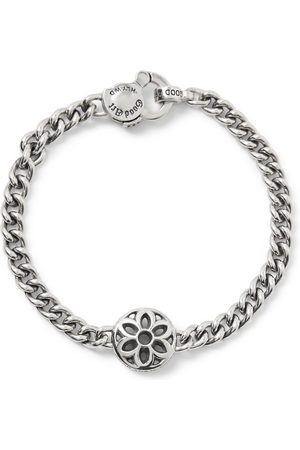 Good Art Hlywd Tea Cakes Sterling Bracelet