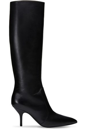 MAGDA BUTRYM Women Knee High Boots - 85mm Egypt Leather Tall Boots