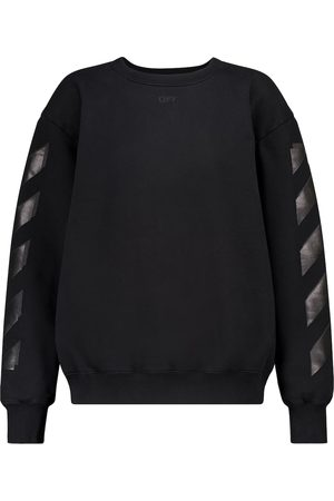 OFF-WHITE Cotton sweatshirt