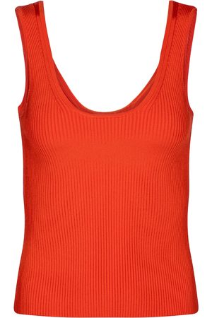 ZIMMERMANN Lovestruck ribbed tank top