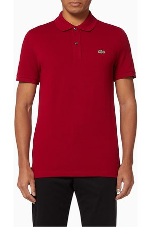Lacoste Slim Fit Cotton Petit Piqué Polo Shirt