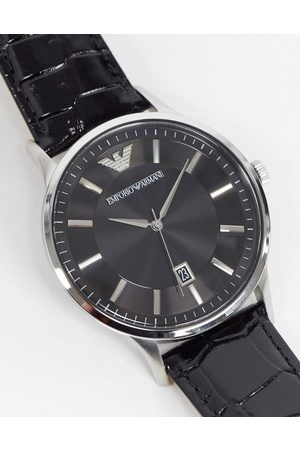 Emporio Armani Leather watch in AR11186
