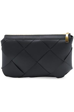 Bottega Veneta Large Leather Pouch