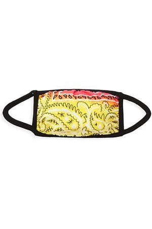 Bari Lynn Bandana Rain Child Reusable Face Mask