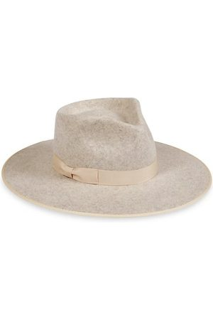 Lack of Color Carlo Speckled Wool Rancher Hat