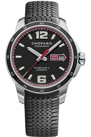 Chopard Mille Miglia GTS Power Control Stainless Steel & Rubber-Strap Watch