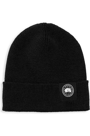 Canada Goose Men Caps - Lightweight Merino Wool Watch Cap