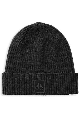 Moose Knuckles Merino Wool Beanie