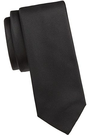 Saks Fifth Avenue COLLECTION Formal Silk Skinny Tie