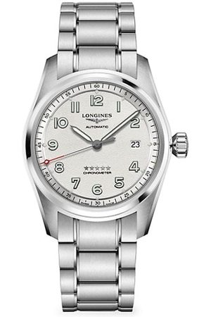 Longines Spirit Stainless Steel Bracelet Watch