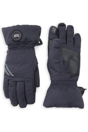 Canada Goose Hybridge Touch-Screen Down-Fill Gloves