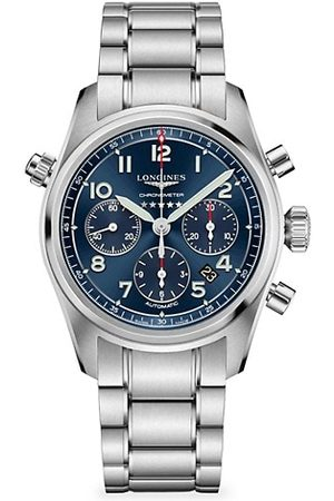 Longines Spirit Automatic Stainless Steel Chronograph Bracelet Watch