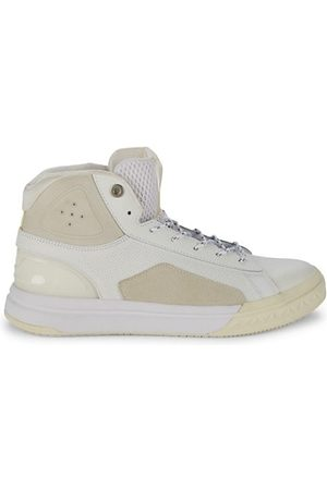 Onitsuka Tiger Men's Re-Style Fabre MS High-Top Sneakers