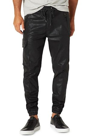 Joes Jeans Coated Drawstring Joggers