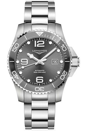 Longines HydroConquest Stainless Steel Automatic Diving Watch