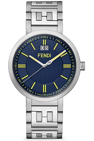 Fendi Forever Fendi Stainless Steel Bracelet Watch