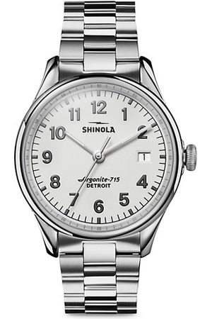 SHINOLA The Vinton Stainless Steel Bracelet Watch