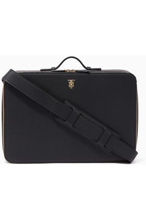 MONTROI Working Station Leather Briefcase