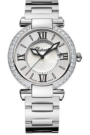 Chopard Imperiale Stainless Steel, Diamond & Mother-Of-Pearl Bracelet Watch
