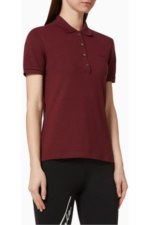 Lacoste Slim Fit Cotton Piqué Polo Shirt