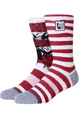 Stance Mickey Tv Haring Mix Cotton Blend Socks