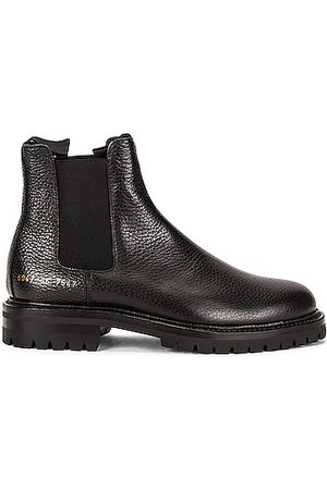 COMMON PROJECTS Women Ankle Boots - Winter Chelsea Bumpy Boot in