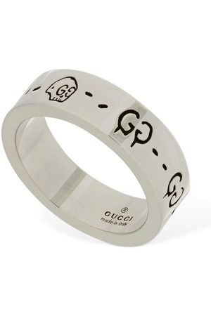 Gucci Ghost Band Ring