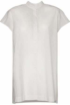 Max Mara Cotton Blend Tunic Shirt