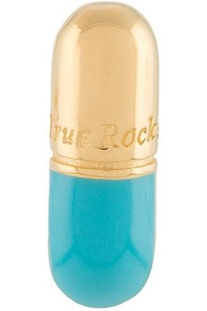 TRUE ROCKS Pill stud earring