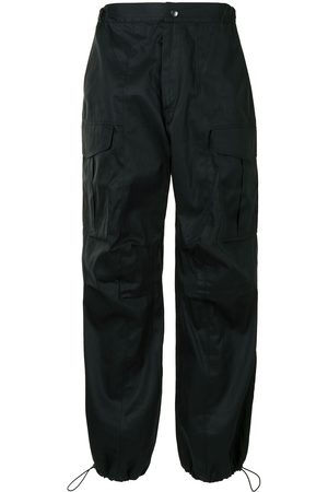 Paria Farzaneh Lost cargo cotton trousers