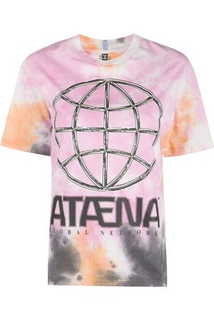 McQ Tie-dye graphic print T-shirt
