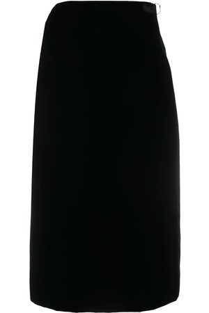 Saint Laurent High-rise pencil skirt