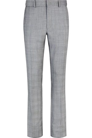 Fendi Cotton tailored trousers