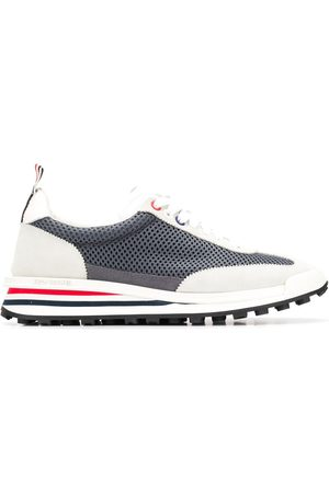 Thom Browne Tech mesh panel runner