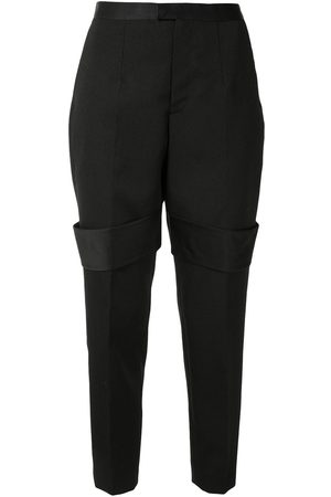 UNDERCOVER Leg-strap tapered trousers