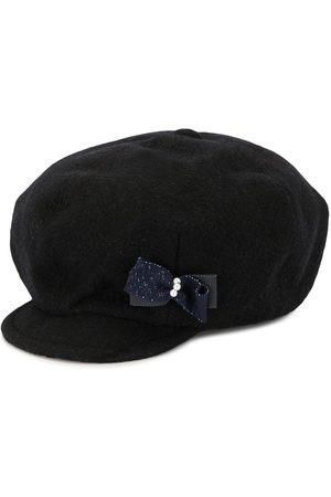 Familiar Bow baker boy hat