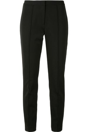 ADAM LIPPES Cigarette slim-fit trousers