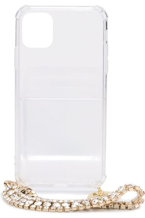 ROSANTICA Crystal chain-embellished iPhone 11 Pro case