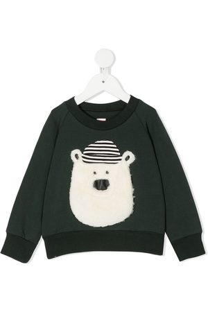 Wauw Capow by Bangbang Hello Teddy sweatshirt