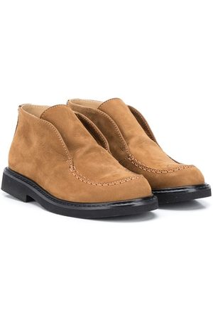 MONTELPARE TRADITION TEEN slip-on ankle boots