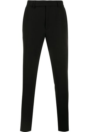 Fendi Pressed crease tailored trousers