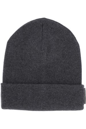 Brunello Cucinelli Turn-up hem beanie