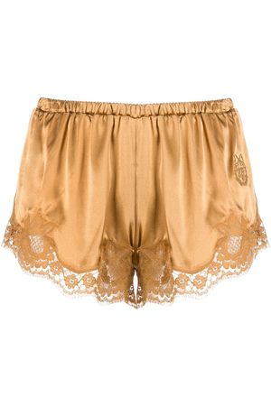 Dolce & Gabbana Lace trim shorts