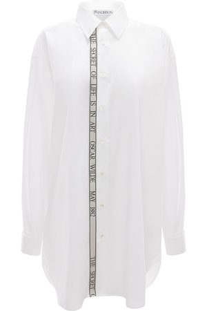 J.W.Anderson Oversize tape shirt